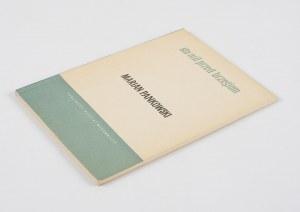 PANKOWSKI Marian - Sto mil przed brzegiem [wydanie pierwsze 1958]