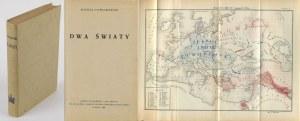 PAWLIKOWSKI Michał - Dwa światy [wydanie pierwsze Londyn 1962]