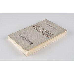 MIŁOSZ Czesław - Prywatne obowiązki [wydanie pierwsze Paryż 1962]