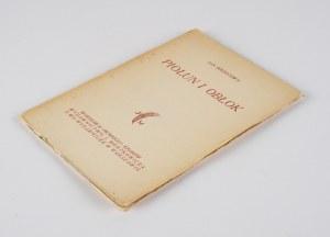 BRZECHWA Jan - Piołun i obłok [wydanie pierwsze 1935]