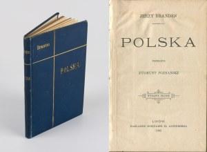 BRANDES Jerzy - Polska. Przełożył Zygmunt Poznański [1902]