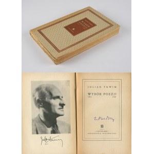 TUWIM Julian - Wybór poezji 1914-1939 [1947]