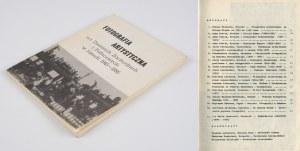 Fotografia artystyczna na Ziemiach Zachodnich i Północnych w latach 1945-1985 [Lewczyński, Sheybal]