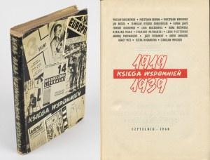 Księga wspomnień 1919-1939 [opr. graf. Mieczysław Berman]
