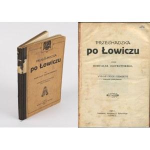 [przewodnik] OCZYKOWSKI Romuald - Przechadzka po Łowiczu [1921]