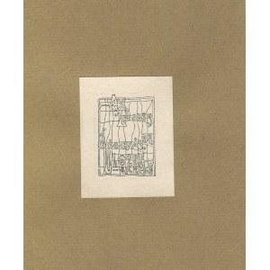 GAŁCZYŃSKI Konstanty Ildefons - Niobe. Z drzeworytami Jacka Żuławskiego [1970]
