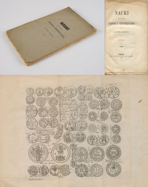 LELEWEL Joachim - Nauki dające poznawać źródła historyczne [1863]