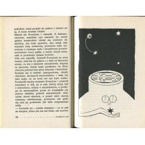 LEM Stanisław - Bajki robotów [wydanie pierwsze 1964] [il. Szymon Kobyliński]