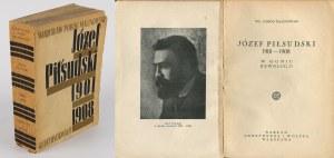 POBÓG-MALINOWSKI Władysław - Józef Piłsudski 1901-1908. W ogniu rewolucji [1935] [okł. Tadeusz Piotrowski]