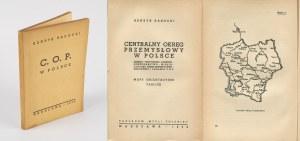 RADOCKI Henryk - Centralny Okręg Przemysłowy w Polsce [1939]