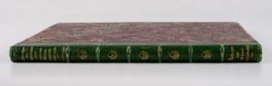 Katalog aukcyjny. 41. Kunstauktion von Albert Kende. Porcelana, obrazy, wachlarze, rzeźba [oprawa F. J. Radziszewskiego]