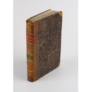 TYMINIECKI (Tymieniecki) Konstantyn - Pisma. Tom pierwszy [1817]