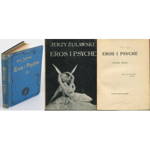 ŻUŁAWSKI Jerzy - Eros i Psyche [1905]