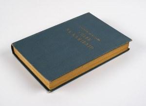 MORCINEK Gustaw - Chleb na kamieniu [1932] [AUTOGRAF I DEDYKACJA]