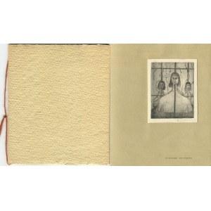 [ex libris] Plener plastyczny Lubiąż 1981 [Wojciech Antoniak, Stanisław Sasak]