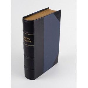 HUBE Karol - Prawo cywilne obowiązujace w guberniach Królestwa Polskiego [Kodeks Napoleona 1877]