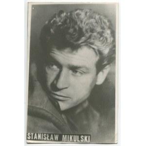 fotografia Stanisław Mikulski [AUTOGRAF 1969]
