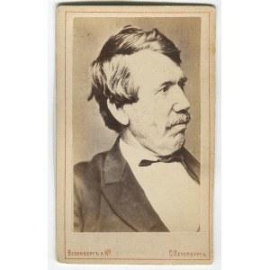 fotografia tekturkowa David Livingstone [1880]