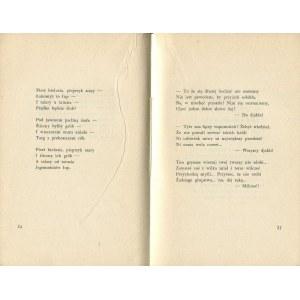 KADEN Adam - Pod twem dawnem oknem [wydanie pierwsze 1928]