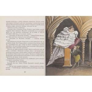 BOGLAR Krystyna - O królu Pumperniklu, królewnie Grzance i rycerzach trójkątnej kanapy [il. Krystyna Michałowska]