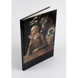 LEBENSTEIN Jan - Katalog wystawy [1992] [AUTOGRAF I DEDYKACJA]