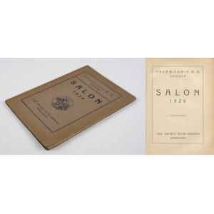 Salon 1926 [katalog wystawy] [Cieślewski, Okuń, Mehoffer]