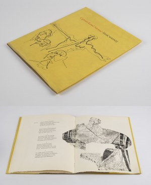 NORWID Cyprian Kamil - Sześć wierszy [1983] [opr. graficzne Leon Urbański i Tytus Walczak]