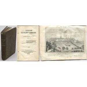 WÓJCICKI Kazimierz Władysław - Stare gawędy i obrazy. Tom IV [1840] [Cyganie]