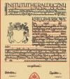 [genealogia] Instytut Heraldyczny. Certyfikat szlachectwa [1934]
