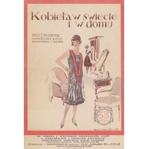 [reklama] MACKIEWICZ Kamil - Kobieta w świecie i w domu [1925]