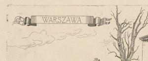 grafika MILLER Jerzy - Warszawa. Komora Solna [miedzioryt]