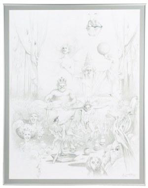 Wojtek Siudmak, Bez tytułu, 2017