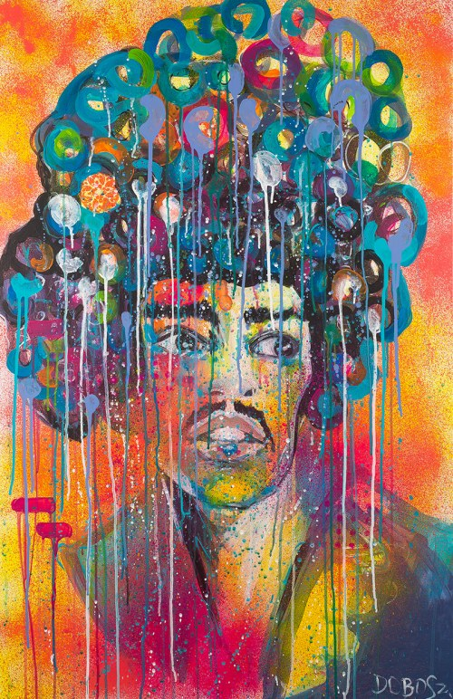 Olimpia Dobosz, Jimi Hendrix, 2019