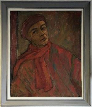 Maksymilian Stratanowski, Autoportret, XX w.