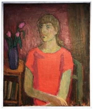 Maksymilian Stratanowski, Portret córki, XX w.