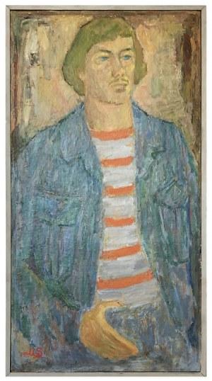 Maksymilian Stratanowski, Portret mężczyzny, XX w.