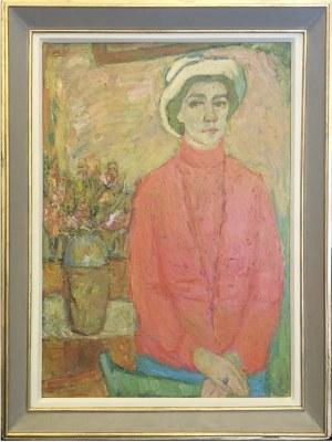 Maksymilian Stratanowski, Portret kobiety, XX w.