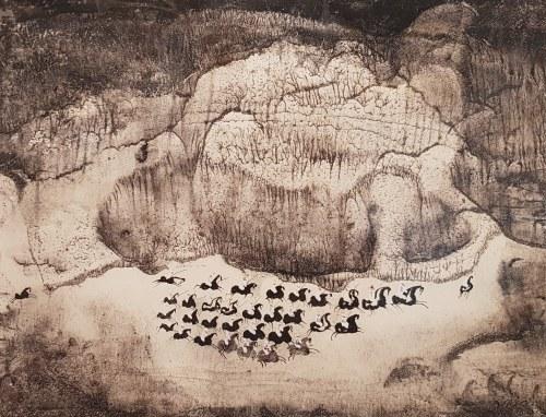 Józef Wilkoń, Na tematy wschodnie M