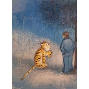 Józef Wilkoń, Kiedyś będziesz tygrysem S