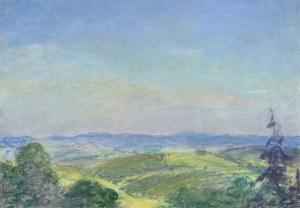 Władysław SERAFIN (1905-1988), Panorama podgórska II