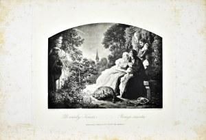 Artur GROTTGER (1837-1867), Złe wróżby (Kometa)