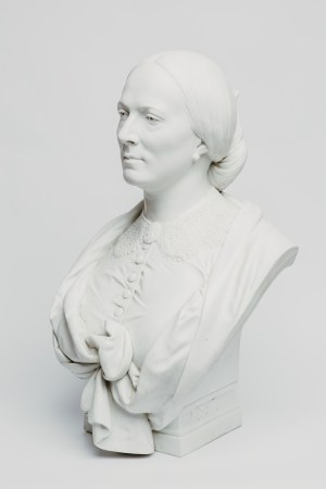 popiersie, Jean Gille 19 w.