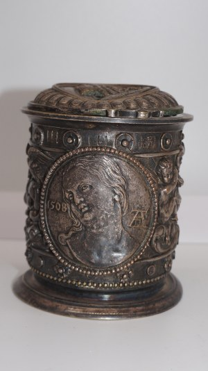 herbatnica w stylu neorenesansowym