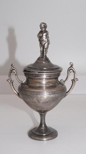 srebrna wazka 47g Francja