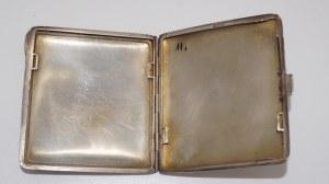 papierośnica, srebro 125g