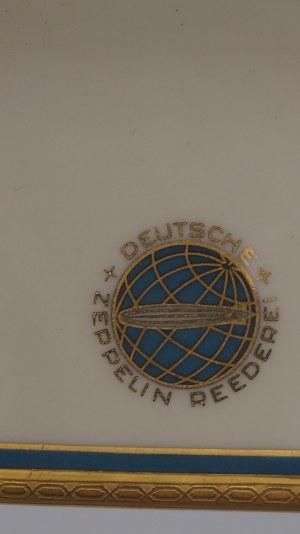 półmisek z zastawy z Zeppelina, Bavaria