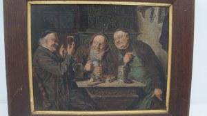 Scena w karczmie, wg. Eduard von Grützner