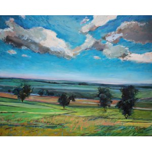 Marcelina Siwiec, Kolorowe lato