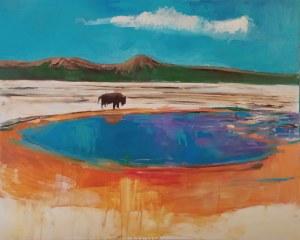 Piotr Gola (ur. 1985), Yellowstone Park, 2020