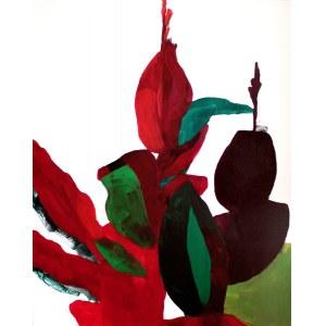 Katarzyna Kołodziejczyk (ur. 1991), Abstrakcyjny kwiat, 2018